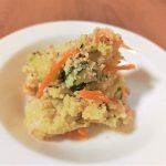 ヘンプマヨのポテトサラダ